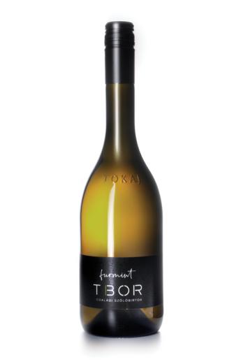 Tokaji Furmint félszáraz fehér bor 2018