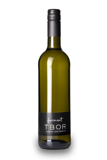 Tokaji Furmint száraz fehér bor 2019